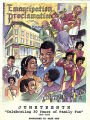"Juneteenth ""Celebrating 30 years of Family Fun"" 1966-1996 program"