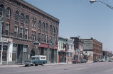 Edbrooke Commercial/Shorthorn/Goodwill Industries Building, view of block of buildings