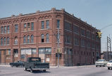 Edbrooke Commercial/Shorthorn/Goodwill Industries Building, view of corner of building