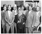 Grand Lodge Group Photo with Duke Ellington