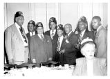 Group Photo of Various Members of the Grand Lodge