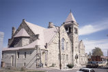 Calvary Baptist Church/Zion Baptist Church Historic Building Application