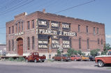 Pacific Express Stable/Francis J. Fisher Building Historic Building Application