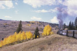 Cumbres & Toltec Scenic Railroad train