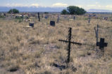 La Garita, Carnero Creek Cemetery