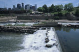 Confluence Park and South Platte River, Denver