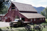 Barn at Earnest Ranch, Glenwood Springs, Colo.