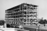 Colorado State Judicial building under Construction, Denver
