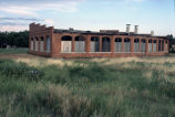 Union Pacific Roundhouse, Hugo, Colo.