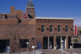 Tivoli Student Union, formerly the Tivoli-Union Brewery Auraria Higher Education Center.