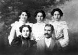 Children of Antonio Teodoro Lobato and Maria Epemenia Córdova