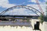 Speer Boulevard bridge over the South Platte River