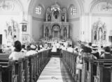 Wedding, St. Cajetan's