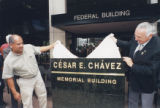 Dedication, César E. Chávez Memorial Building, Denver