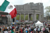Cinco de Mayo celebration, Civic Center Park