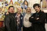 Founding members of Chicano Humanities and Arts Council