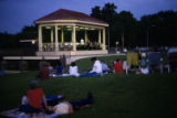 Bandstand in City Park