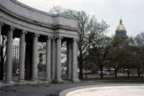 Voorhies Memorial, Civic Center, Denver