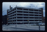 Lower Downtown Denver, view of parking structure