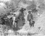 The discoverers of the Eagle Mining District of Colorado.