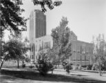 Mary Reed Library, University of Denver
