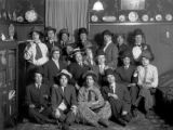 Women - group in men's clothing
