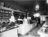 Drug store interior, Rifle, Colorado
