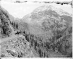 Mt. Abram [sic], Ouray and Silverton toll road