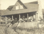 Illa Lee Lodge, Indian Creek Park [sic], Safley cabin