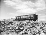 Vanadium stockpile, Grand Junction