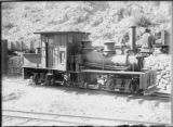 Gilpin Tramway work train