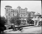 Pasadena, Cal., Hotel Green, the annex
