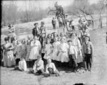 School photo near the South Platte