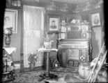 Interior shot of unidentified living room