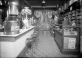 Soda fountain / cigar shop