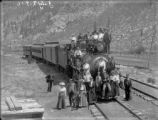 Colo. Midland RR excursion