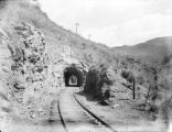 Tunnels in Granite Canyon