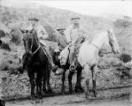 Theodore Roosevelt hunting party