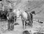 Hunting party at Glenwood Springs