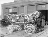 Ornate wagon
