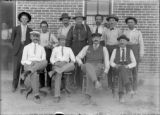 Swink / Holly Sugar mill personnel