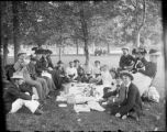 Recreation - picnic - large group