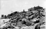 Summit of Pikes Peak, Manitou and Pikes Peak Railway