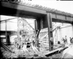 Construction of the Alameda subway