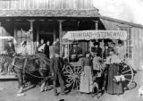 Carriage from Stonewall to Trinidad