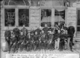 The Ouray Band at the Elks State Convention, held in Ouray Colo. Sep. 14 to 15th, 1911