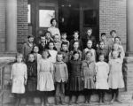 Wheat Ridge School, grades 3 & 4, Mrs. Lenore Waltermire, teacher