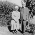 Young Lewis Wilson and wife May King Wilson