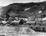 Silver Mines at Aspen Colorado Midland Ry