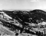 South from Bull Hill, Cresson mine - right